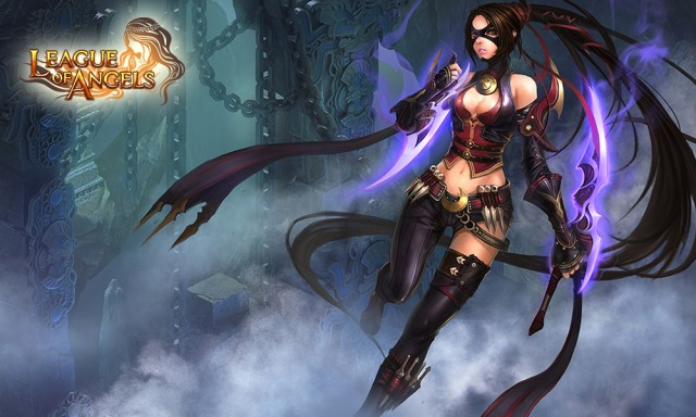 Nightblade Heros League Of Angels Official Site