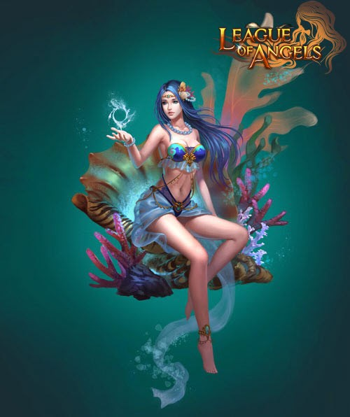 League of Angels Angel Marina
