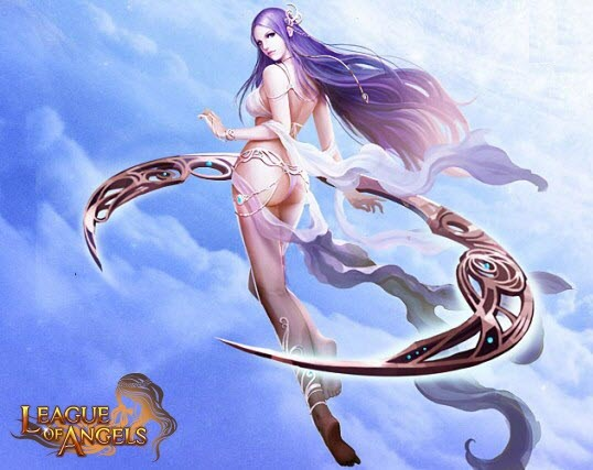 League of Angels Angel Lunaria