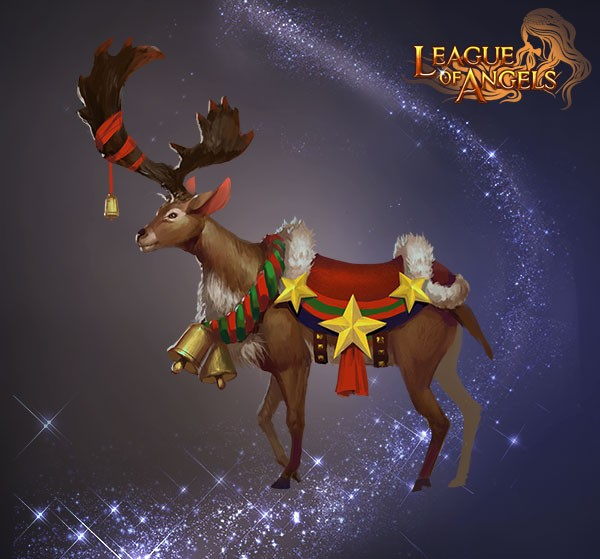 League of Angels Reindeer