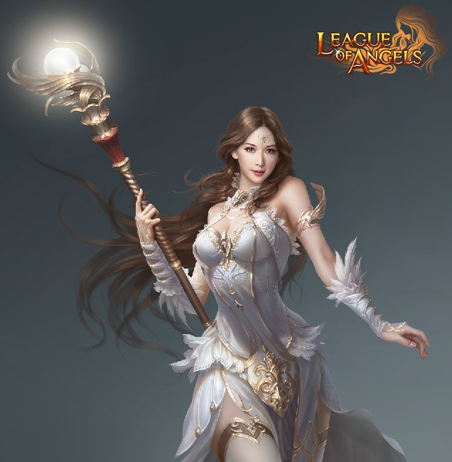 Online - League Of Angels - a great browser game to play ...