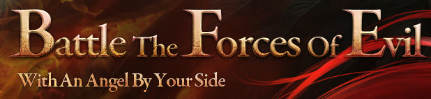 League of Angels - Battle the forces of evil with angels by your side