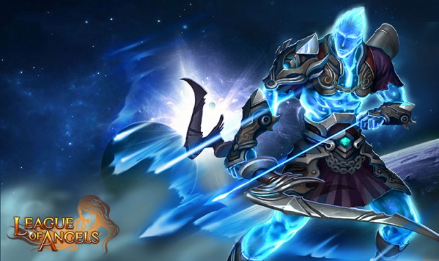 League of Angels Hero Astral Hunter