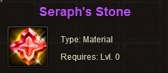 League of Angels Seraph's Stone