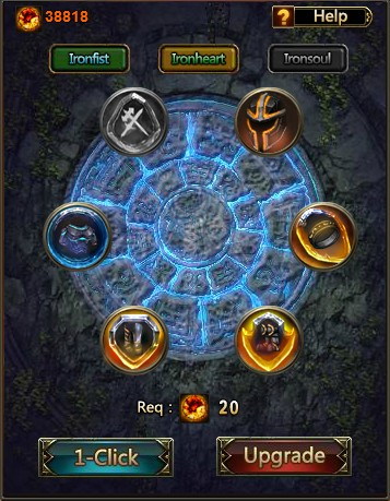League of Angels Runes