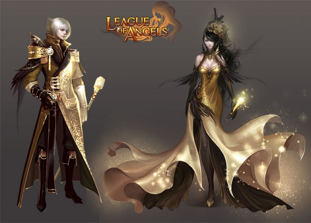 League of Angels Gold