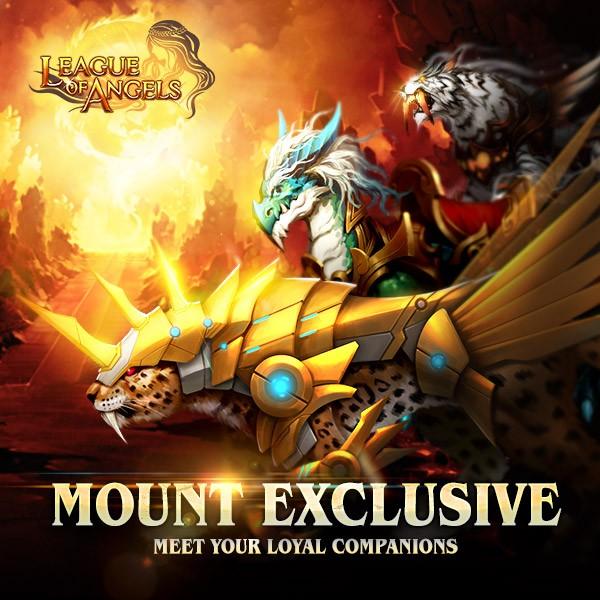 how to get certain mounts