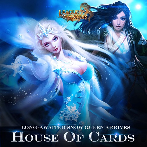 House Of Cards: Take Blood Dancer Miya With You-League Of