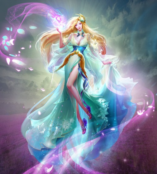 League of Angels Version Update V 3.90: New Feature Sylph ...  League of Angel...