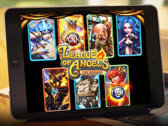 League of Angels - Fire Raiders