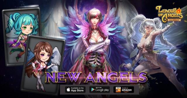 League of Angels - Fire Raiders