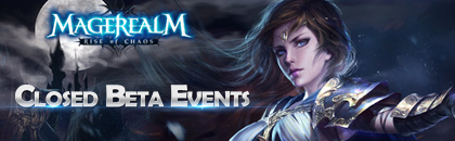 Magerealm Closed Beta Test