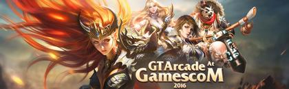 GTArcade At Gamescom 2016