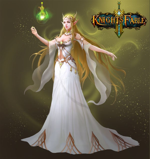 Knight's Fable_hero_Tiffany