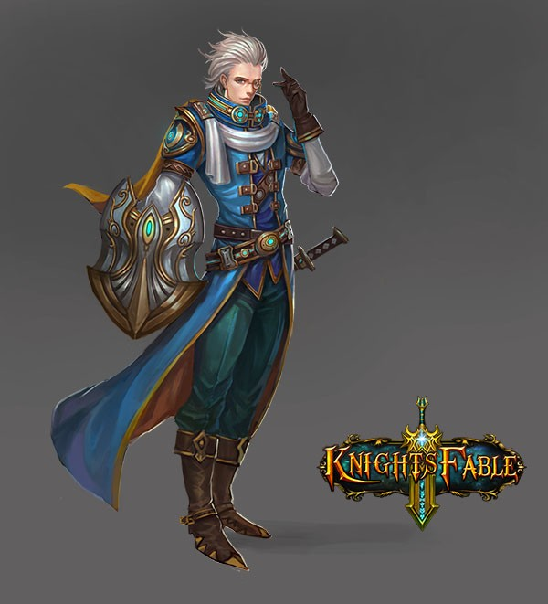 Knight's Fable_hero_ Perseus