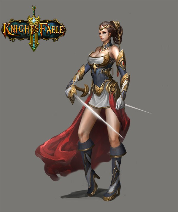 Knight's Fable_hero_Wise Duelist