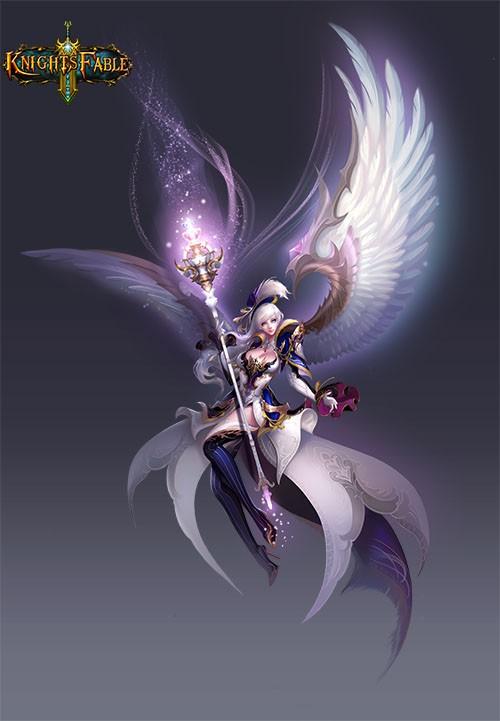 Knight's Fable_spiritus