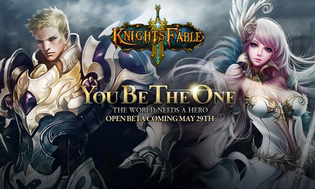 Knight's Fable_Open Beta