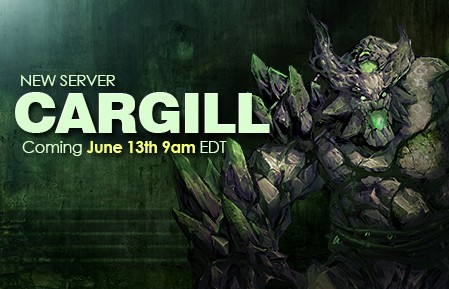 new server Cargill