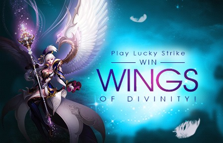League of Angels Wings of Divinity