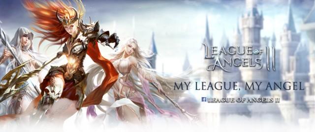 "League of Angels II Chosen As Facebook Games' Next ""Big Game"