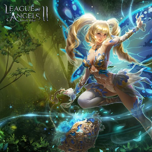 league of angels lunaria wwwimgkidcom the image kid