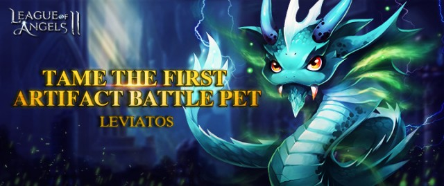 league of angels 2 how to get battle pets