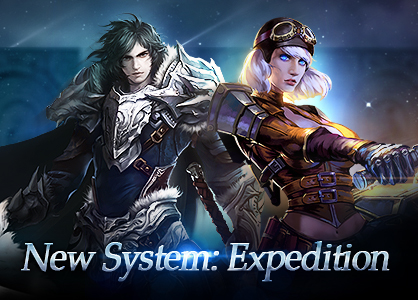 New Expedition System