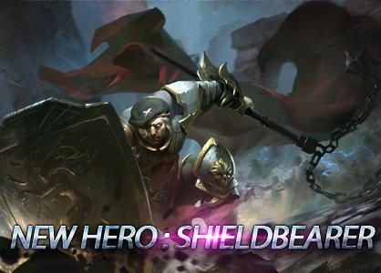 Shieldbearer is here!