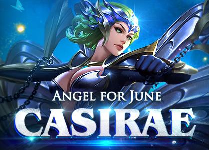 Casirae - The Angel of June