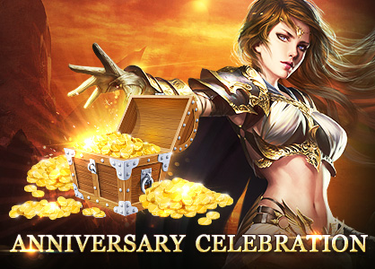 Log in cumulatively for different rewards each day!